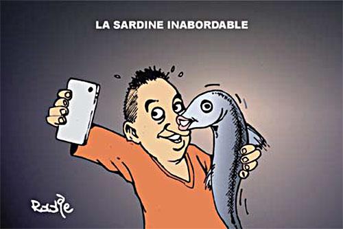 La sardine inabordable