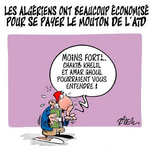 Les Algériens ont beaucoup économisé pour se payer le mouton de l'aïd