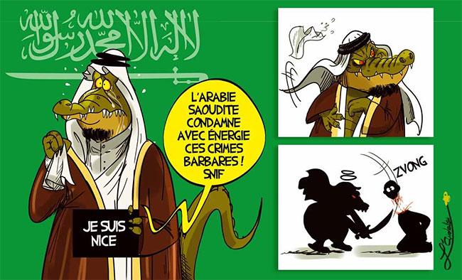 L'arabie Saoudite condamne avec énergie l'attentat de Nice