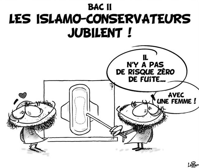 Bac II: Les islamo-conservateurs jubilent
