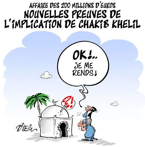 Affaire des 200 millions d'euros: Nouvelles preuves de l'implication de Chakib Khelil