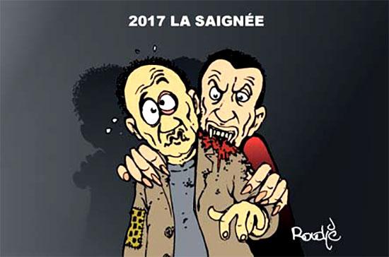 2017 la saignée