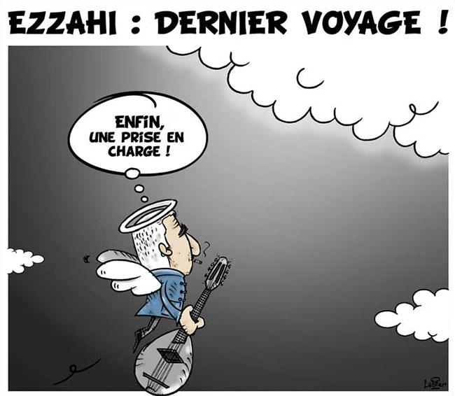 Ezzahi: Dernier voyage