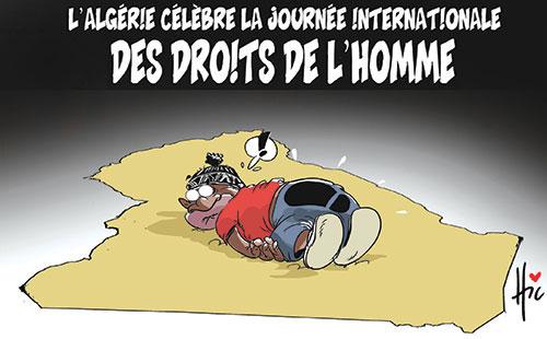 L'Algérie célèbre la journée internationale des droits de l'homme