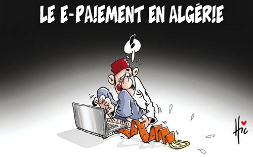 Le e-paiement en Algérie