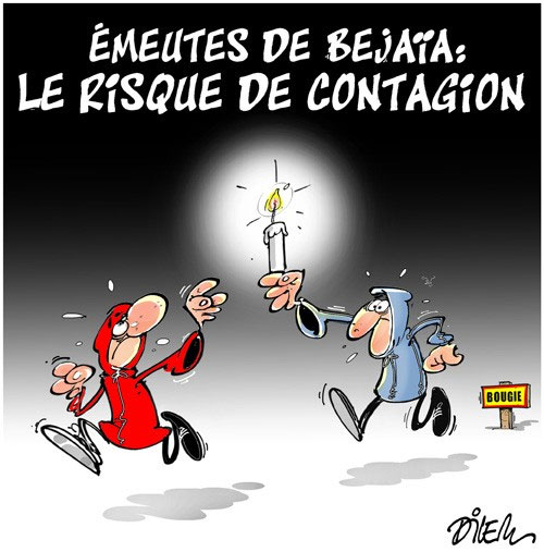 Emeutes de Béjaïa: Le risque de contagion