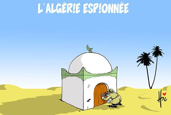 L'Algérie espionnée