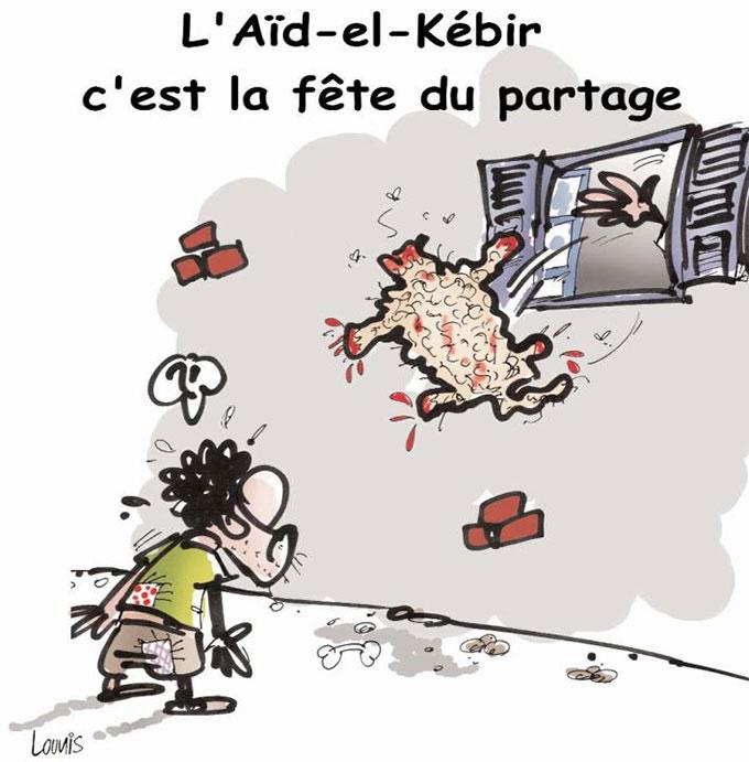 L'aïd-el-kébir: C'est la fête du partage