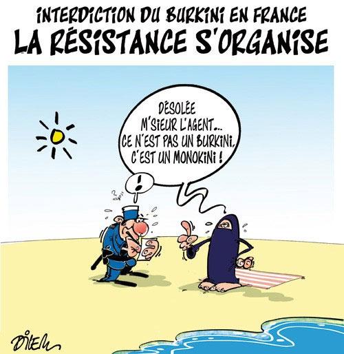 Interdiction du burkini en France: La résistance s'organise
