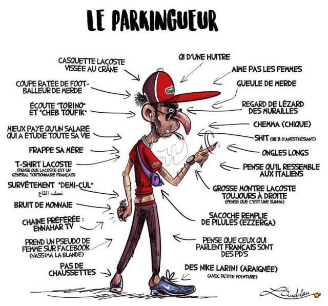 Le parkingueur