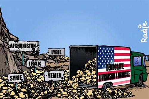 Démocratie: Livraison à domicile