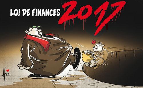 Loi de finances 2017