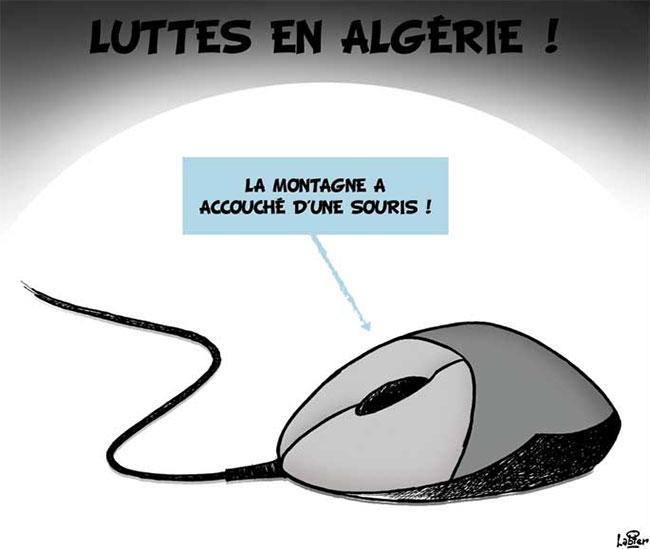 Luttes en Algérie