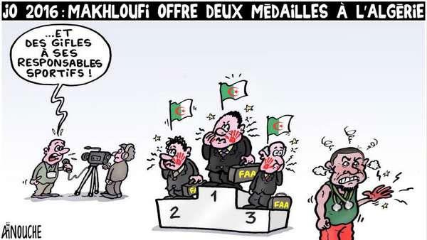 JO 2016: Makhloufi offre deux médailles à l'Algérie