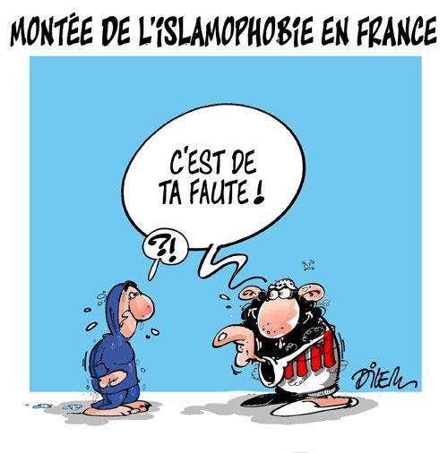 Montée de l'islamophobie en France