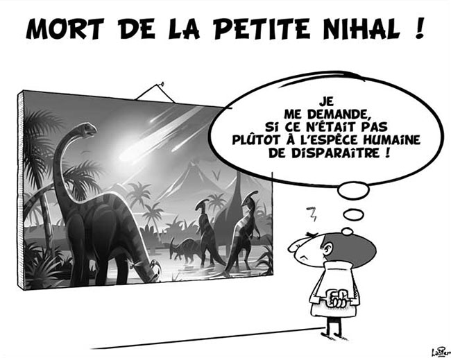 Mort de la petite Nihal