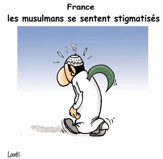France: Les musulmans se sentent stigmatisés