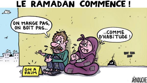 Le ramadan commence