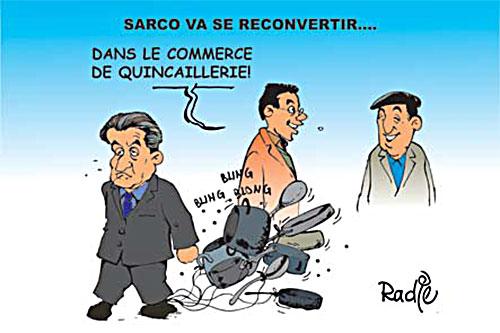 Sarco va se reconvertir