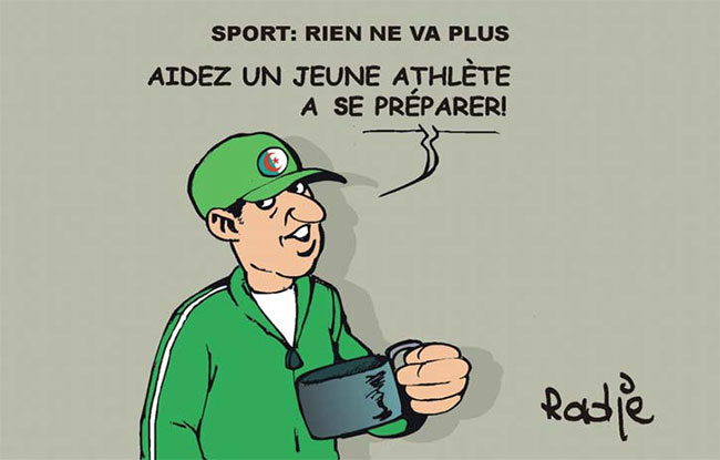 Sport: Rien ne va plus
