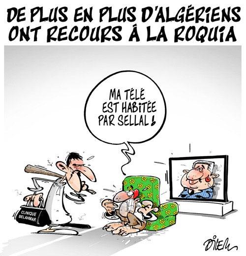 De plus en plus d'algériens ont recours à la roquia