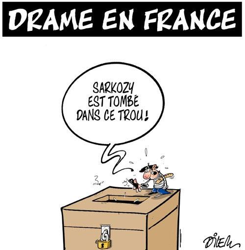 Drame en France