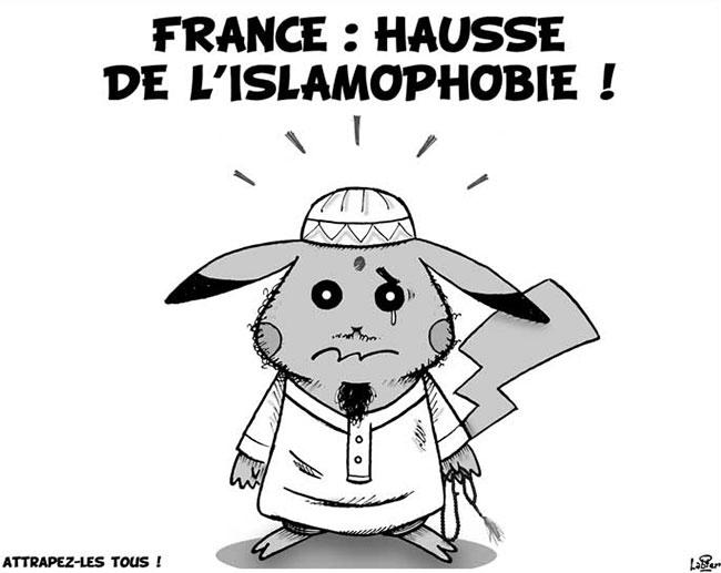 France: Hausse de l'islamophobie