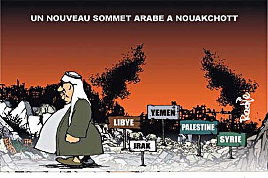 Un nouveau sommet arabe à Nouakchott