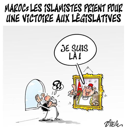 Maroc: Les islamistes prient pour une victoire aux législatives