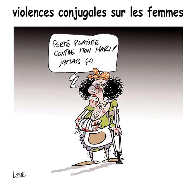 Violences conjugales sur les femmes