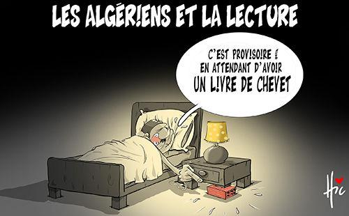 Les Algériens et la lecture