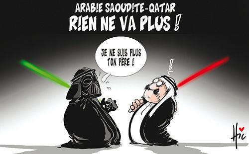 Arabie Saoudite-Qatar: Rien ne va plus