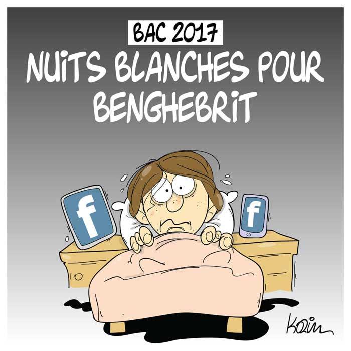 Bac 2017: Nuits blanches pour Benghebrit