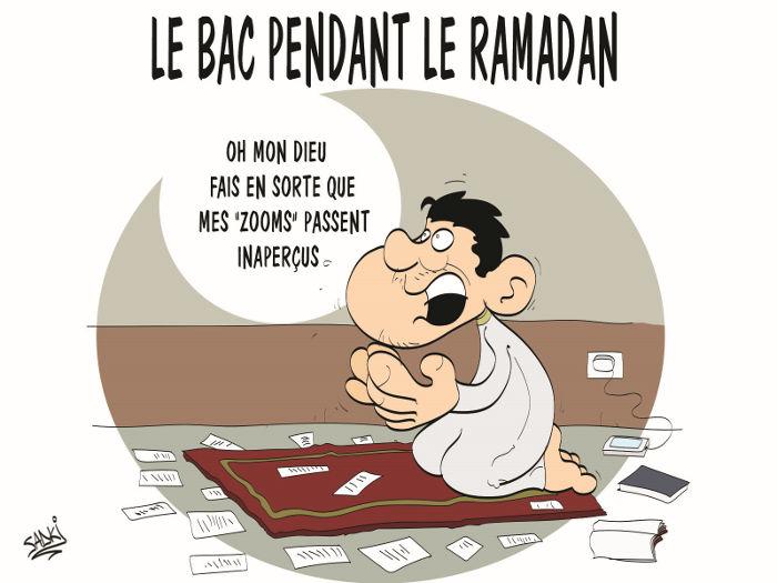 Le bac pendant le ramadan
