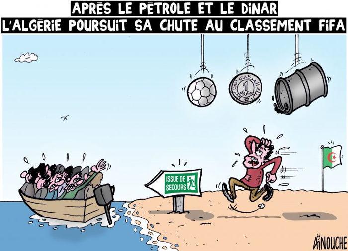Après le pétrole et le dinar