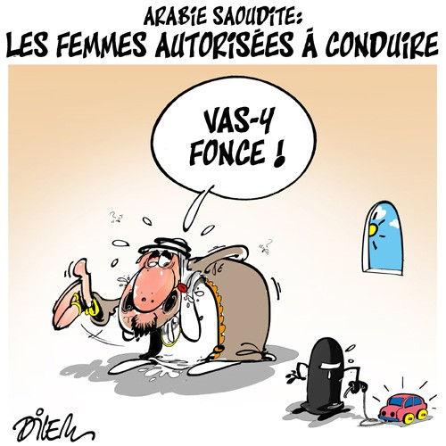 Arabie Saoudite: Les femmes autorisées à conduire