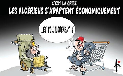 C'est la crise: Les algériens s'adaptent économiquement