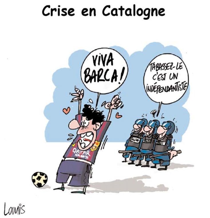 Crise en Catalogne
