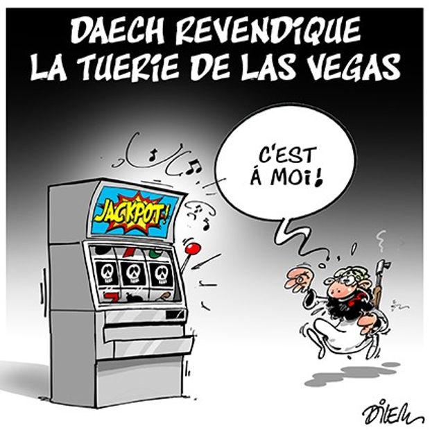 Daech revendique la tuerie de Las Vegas