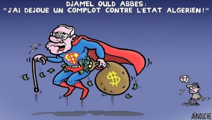 """Djamel Ould Abbès: """"J'ai déjoué un complot contre l'état algérien"""""""