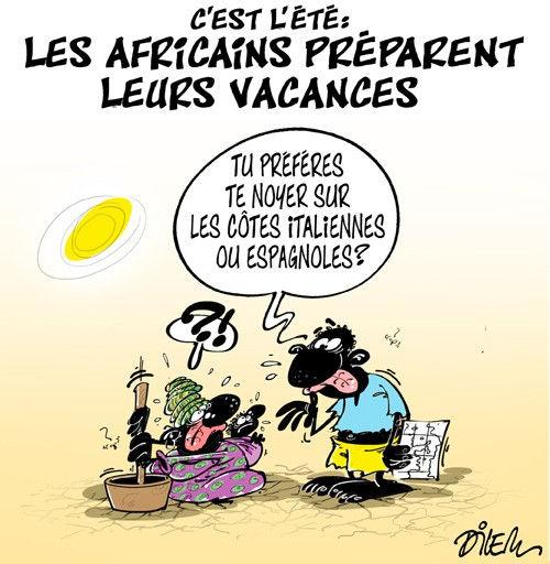 C'est l'été: Les Africains préparent leurs vacances