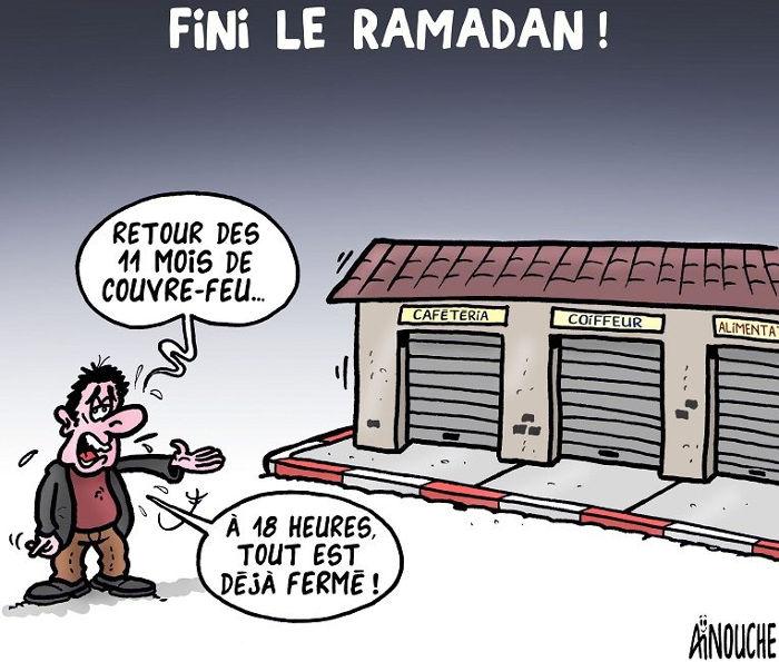 Fini le ramadan
