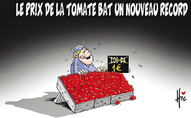 Le prix de la tomate bat un nouveau record