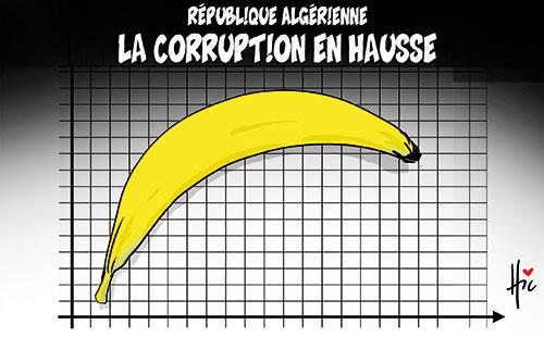 République algérienne: La corruption en hausse