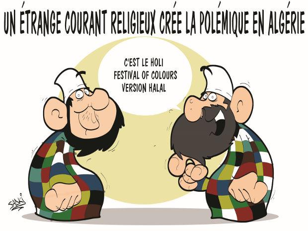 Un étrange courant religieux crée la polémique en Algérie