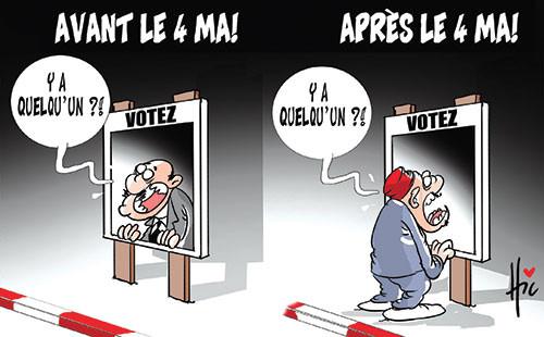 Elections du 4 mai