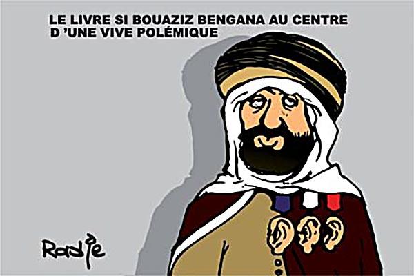 Le livre Bouaziz Bengana au centre d'une vive polémique