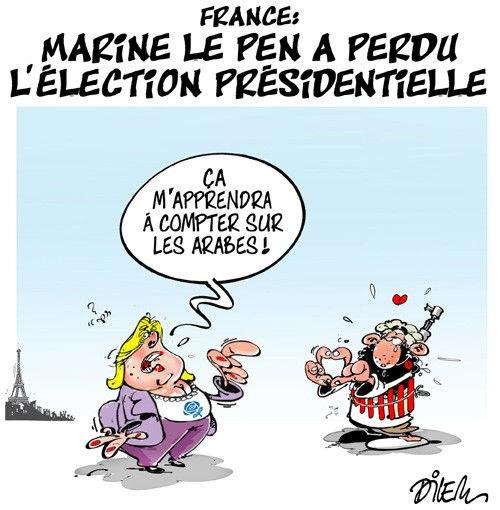 France: Marine Le Pen a perdu l'élection présidentielle
