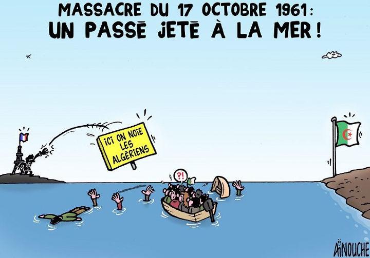 Massacre du 17 octobre 1961: Un passé jeté à la mer