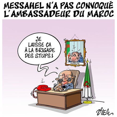 Messahel n'a pas convoqué l'ambassadeur du Maroc